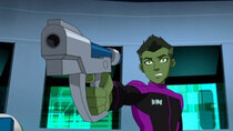 Young Justice - Episode 12 - Nightmare Monkeys