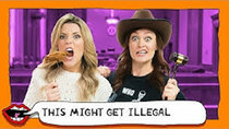 This Might Get - Episode 12 - BREAKING THE WEIRDEST LAWS IN AMERICA with Grace Helbig & Mamrie...