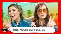 This Might Get - Episode 28 - COACHELLA FASHION REVIEW with Grace Helbig & Mamrie Hart