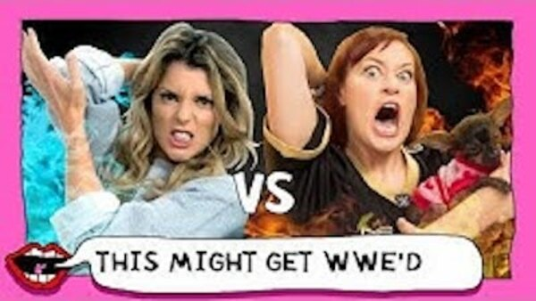 This Might Get - S01E30 - LOSING OUR MINDS AT WRESTLEMANIA with Grace Helbig & Mamrie Hart