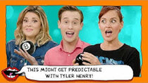 This Might Get - Episode 42 - PREDICTING THE FUTURE ft. Tyler Henry (The Hollywood Medium)...