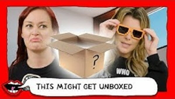 This Might Get - S01E48 - OPENING AN EBAY MYSTERY BOX with Grace Helbig & Mamrie Hart
