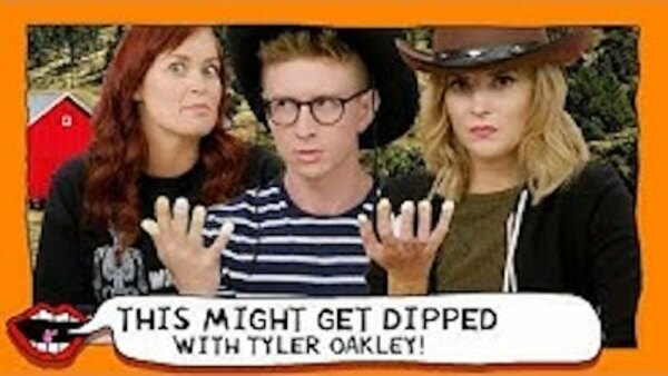 This Might Get - S01E52 - TAKING A DIP ft. Tyler Oakley with Grace Helbig & Mamrie Hart