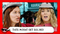This Might Get - Episode 53 - SOLVING A CRIME with Grace Helbig & Mamrie Hart