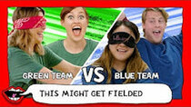 This Might Get - Episode 58 - ULTIMATE CREW COMPETITION with Grace Helbig & Mamrie Hart