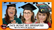 This Might Get - Episode 67 - ADULTS ANSWER QUESTIONS FROM OTHER ADULTS ft. Mayim Bialik with...