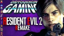 Did You Know Gaming? - Episode 297 - Resident Evil 2 Remake