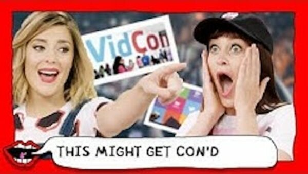 This Might Get - S01E78 - BEST AND WORST OF CONVENTIONS with Grace Helbig & Mamrie Hart
