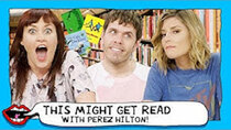 This Might Get - Episode 116 - PEREZ HILTON READS CHILDHOOD CLASSICS
