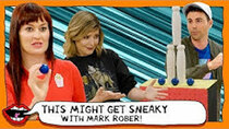 This Might Get - Episode 122 - MARK ROBER'S CARNIVAL GAME CHEATS