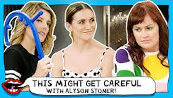 This Might Get - S01E131 - Alyson Stoner Guesses Self-Care Product Prices