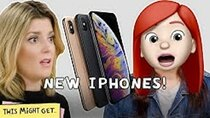 This Might Get - Episode 3 - Our Uneducated iPhone XR, XS, and XS Max Review & Apple Parody