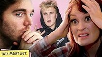 "This Might Get - Episode 5 - Shane Dawson's ""The Mind of Jake Paul"" Review"