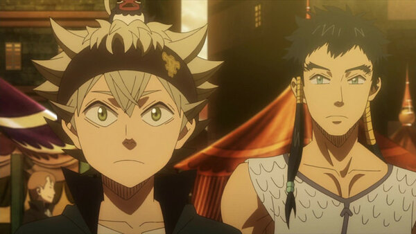 Black Clover Episode 1