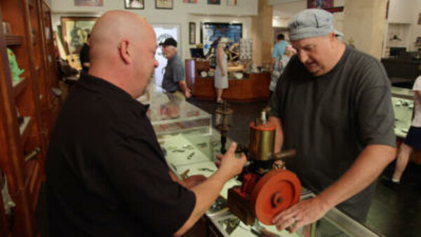 Pawn Stars - S2019E01 - Pawn it Out of the Park