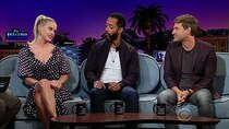 The Late Late Show with James Corden - Episode 1 - Alice Eve, Mark Duplass, Wyatt Cenac, Dorothy