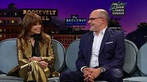 The Late Late Show with James Corden - Episode 2 - Rob Corddry, Paula Abdul