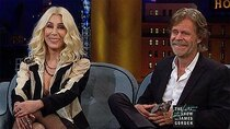 The Late Late Show with James Corden - Episode 4 - Cher, William H. Macy