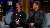The Late Late Show with James Corden - Episode 5 - Rob Lowe, Leighton Meester, Poppy