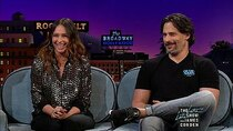 The Late Late Show with James Corden - Episode 6 - Joe Manganiello, Jennifer Love Hewitt, Why Don't We
