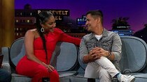 The Late Late Show with James Corden - Episode 12 - Tiffany Haddish, Jay Hernandez, Tori Kelly