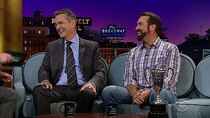 The Late Late Show with James Corden - Episode 13 - Rupert Everett, Rob Riggle, Ben Howard