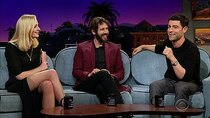 The Late Late Show with James Corden - Episode 14 - Max Greenfield, Sophie Turner, Josh Groban