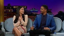 The Late Late Show with James Corden - Episode 15 - Damon Wayans Jr., Gina Rodriguez, Mark Normand
