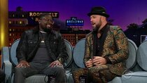 The Late Late Show with James Corden - Episode 16 - Chris Sullivan, Lil Rel Howery, Sabrina Carpenter