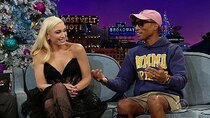 The Late Late Show with James Corden - Episode 53 - Pharrell Williams, Gwen Stefani, Lin-Manuel Miranda, Emily Blunt
