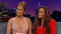 The Late Late Show with James Corden - Episode 54 - Jennifer Lopez, Leah Remini, Black Eyed Peas