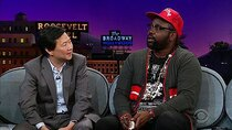 The Late Late Show with James Corden - Episode 57 - Ken Jeong, Brian Tyree Henry, H.E.R.