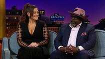 The Late Late Show with James Corden - Episode 59 - Cedric the Entertainer, Ashley Graham, Flatbush Zombies