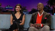 The Late Late Show with James Corden - Episode 61 - Nina Dobrev, Terry Crews, Jack & Jack