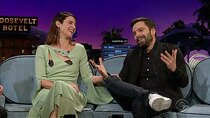 The Late Late Show with James Corden - Episode 62 - Cobie Smulders, Sebastian Stan, Joel Kim Booster