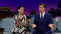 The Late Late Show with James Corden - Episode 63 - Vanessa Hudgens, Andrew Rannells