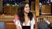 The Tonight Show Starring Jimmy Fallon - Episode 70 - Gina Rodriguez, Lil Rel Howery, Brothers Osborne