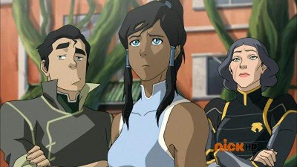 The Legend of Korra (season 3) - Wikipedia