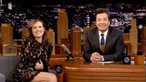 The Tonight Show Starring Jimmy Fallon - Episode 71 - Molly Shannon, Zachary Quinto, Robert Irwin