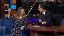 The Late Show with Stephen Colbert - Episode 83 - Drew Barrymore, Mo Rocca, Maggie Rogers