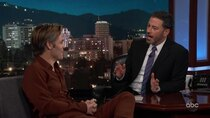 Jimmy Kimmel Live - Episode 12 - Chris Pine, Lena Headey, Kellen Erskine