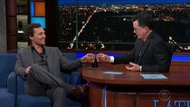 The Late Show with Stephen Colbert - Episode 84 - Matthew McConaughey, Better Oblivion Community Center