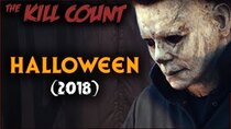 Dead Meat´s Kill Count - Episode 4 - Halloween (2018) KILL COUNT