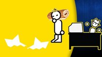 Zero Punctuation - Episode 4 - Katamari Damacy Reroll