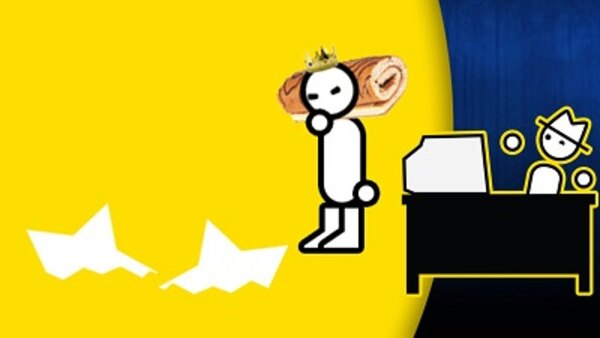 Zero Punctuation - S13E04 - Katamari Damacy Reroll