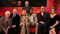The Graham Norton Show - Episode 15 - Judi Dench, Kenneth Branagh, Anthony Joshua, Noomi Rapace, Greg...