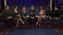 Conan - Episode 2 - Kristen Bell, William Jackson Harper, Jameela Jamil, D'Arcy Carden,...