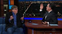 The Late Show with Stephen Colbert - Episode 85 - Michael Moore, Ken Marino, Dermot Kennedy