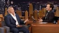The Tonight Show Starring Jimmy Fallon - Episode 73 - Matt LeBlanc, Nikki & Brie Bella, Jo Firestone