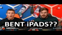 The WAN Show - Episode 240 - BENT iPad Pros... :(